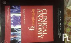 snell's anatomy 9th ed..slightly used..original book