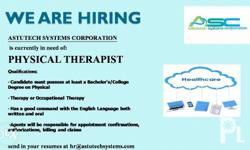PHYSICAL THERAPIST Qualifications: � Candidate must