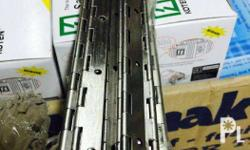"""Piano Hinges Stainless size: 6 feet x 1/2"""" price:"""