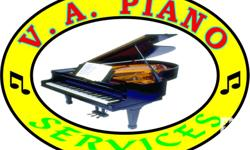 We Make Your Old Piano Look Like Brand New! We provide