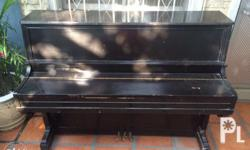 Piano Steinner for sale P8,000 only For pick-up only at