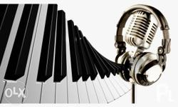 Piano Voice Lessons
