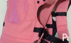 4 way baby carrier(newborn onwards) almost new(with