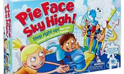Pie Face Showdown Sky High