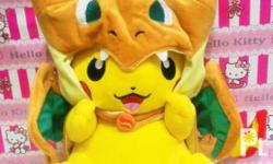 Pikachu plushies (12 inches) Php 1,000 each free