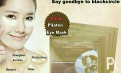 Pilaten Eye Mask Let your eyes look ten years younger!