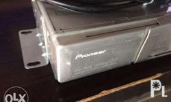 For sale pioneer cd changer 6 disc model CDX-P670