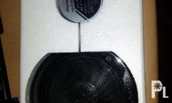 For sale: 1 set pioneer car speaker 6 inches 100%