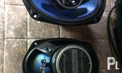 For sale pioneer car speaker 6x9 coaxial 3way model