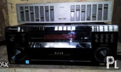 Pioneer Elite Receiver THX...DD...DTS 7.1 without