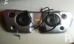 Pioneer car speaker for car's ceiling.. pm or txt me