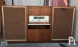 Pioneer Stereo Console Voltage: 100V / 60Hz with Alnico