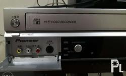 Selling my Pioneer DVD RECORDER DVR-RT50H In Very Good