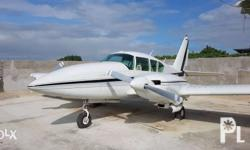 Piper Aztec E 1973 5,250 total time airframe Engines