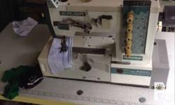 For sale Sewing machine piping LTYPE or cylinder Model