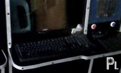 Piso net box Monitor CPU mouse Keyboard I have 5