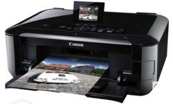 - All in one: Print/Scan/Copy - Intelligent Touch