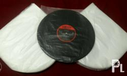 Plastic Long Playing inner sleeve. P800/100pcs. Will