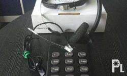 Headset Telephone Dialer Features: All-day comfort