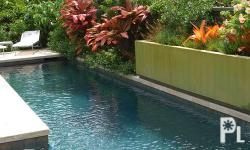 Swimming pools. Undoubtedly the most effective way to