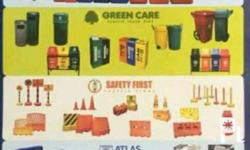 for sale!!! -any types of plastic trashbins -plastic
