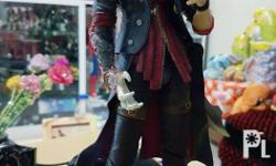Selling: Play Arts Kai Nero of Devil May Cry 4 What you