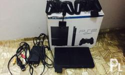 Play station 2 with complete package icluding