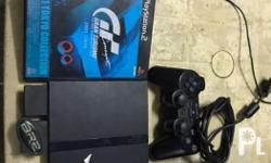 Very good condition PS 2 package with games