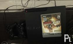 Original PS3 Complete Sets and Box With 2 Joysticks For