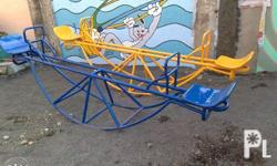 We make and produce playground and play pen for kids.
