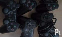 Please Read: Note Playstation 2 Controllers with slight