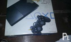 Playstation 2 with original box, complete accesories
