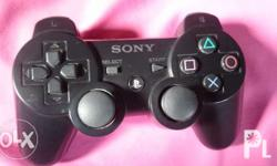 Used dualshock six axis ps3 controller Long battery