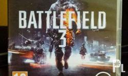 Battlefield 3 The CD is in a good condition, no