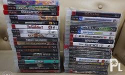 Pre Owned PlayStation 3 Original Games From Canada