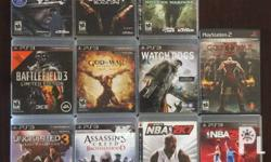 Call of Duty games for PS3 selling for 550 each except