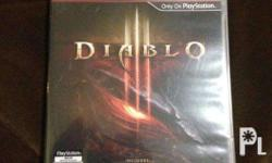 PS3 Games for sale Diablo 3 (R3) 100% Working and