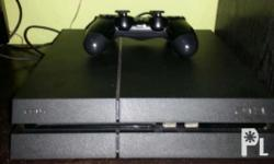 5 months old playstation 4 for those who are interested