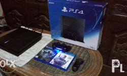 Playstation 4 500gb cuh1206a Complete with box Complete