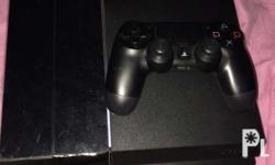 PS4 CUH-1006A Complete with box and accessories but no