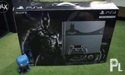 PlayStation 4 Batman Limited Edition Console PS4 Brand