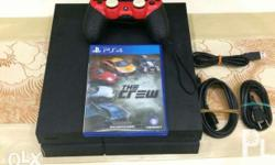 Selling my Ps4 console with complete hmdi cord and