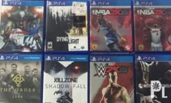 PS4 Games for sale (Used Codes/DLC) Devil May Cry 4