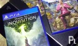 Selling ps4 games dragon age inquisition standard