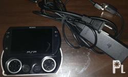 Selling my psp go 16 gig internal plus 2gig memory