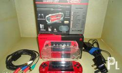 - mint condition psp 3006 slim model(with box) - 8gb sd