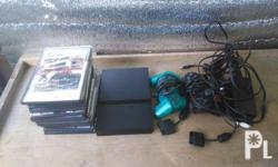 for sale ps2 slim converted na po.. my free 20 cd