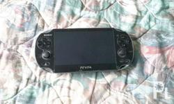 Selling PlayStation Vita! Search Google for more info!