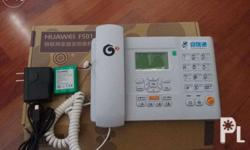 GSM Landline phone New Model HUAWEI F-501 Supports the