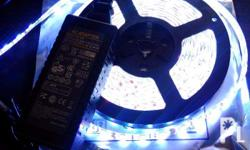 Package: Php.600 -5mtrs LED Strip Light smd5050 -1pc